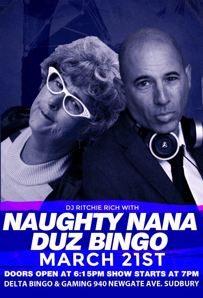 naughty nana delta bingo sudbury ritchie rich