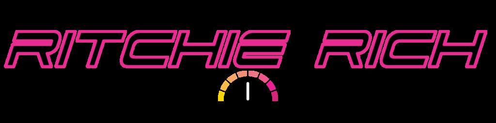 Dj name logo